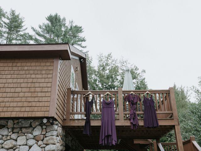 Jon and Hannah's Wedding in Fryeburg, Maine 5