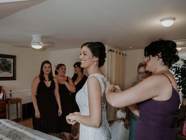 Jon and Hannah's Wedding in Fryeburg, Maine 6