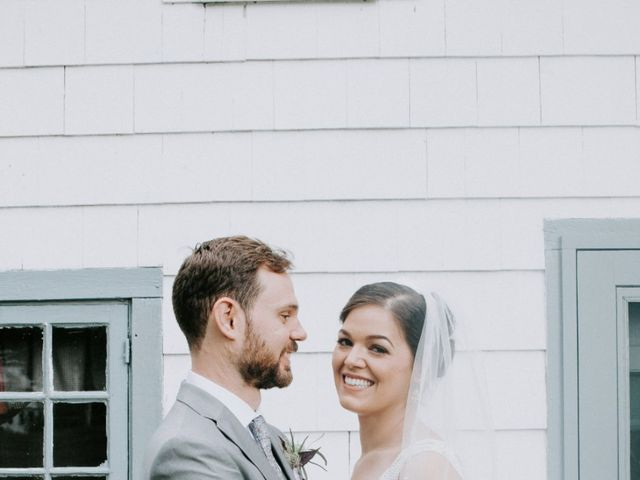 Jon and Hannah's Wedding in Fryeburg, Maine 9