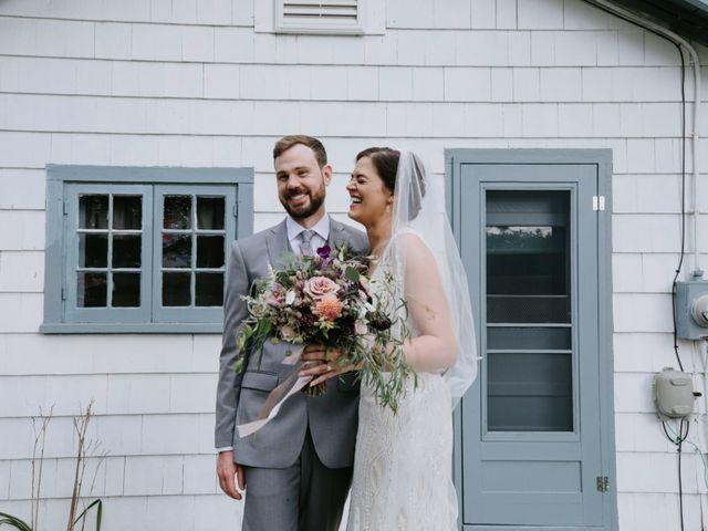 Jon and Hannah's Wedding in Fryeburg, Maine 10