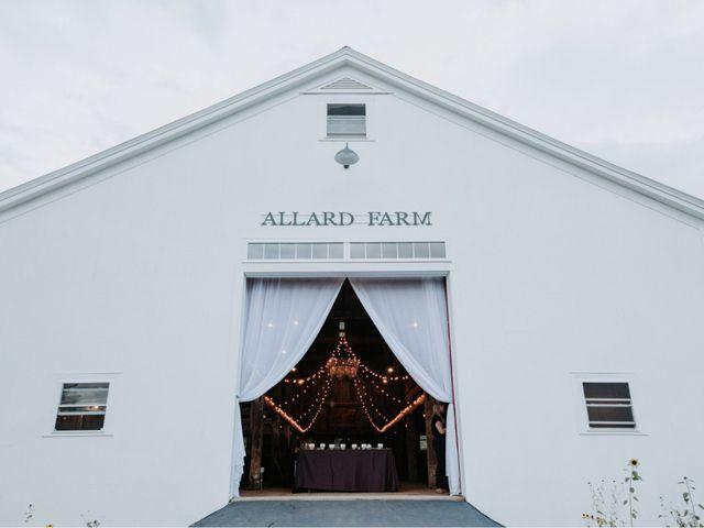 Jon and Hannah's Wedding in Fryeburg, Maine 11