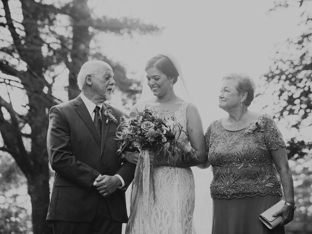 Jon and Hannah's Wedding in Fryeburg, Maine 12