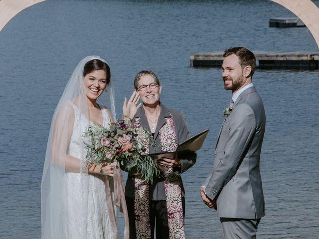 Jon and Hannah's Wedding in Fryeburg, Maine 15