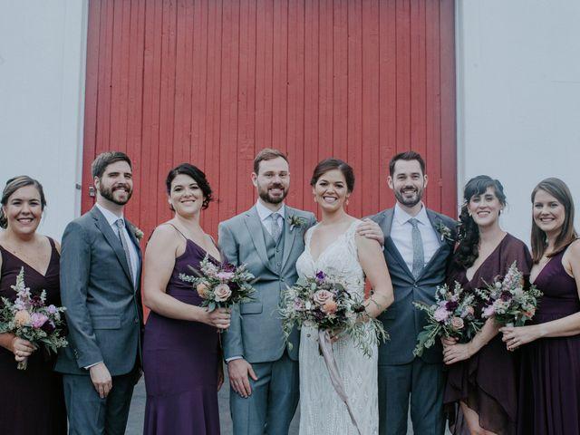 Jon and Hannah's Wedding in Fryeburg, Maine 18