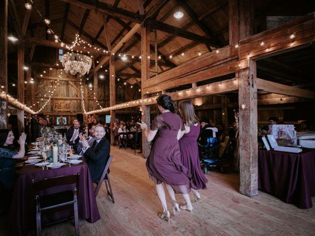Jon and Hannah's Wedding in Fryeburg, Maine 25