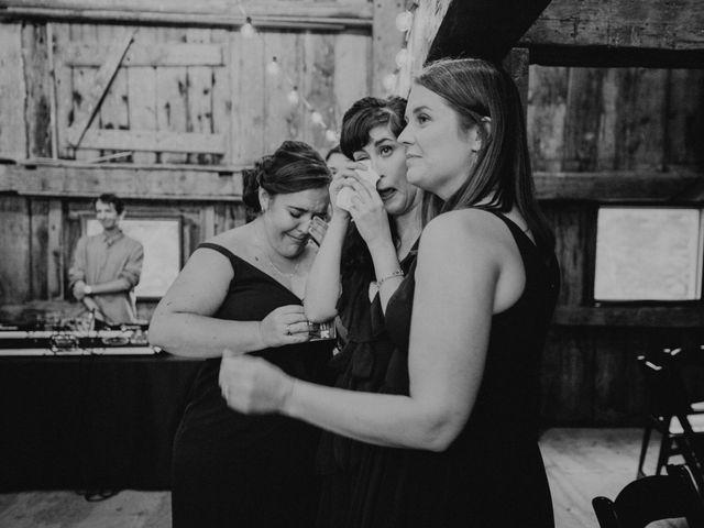 Jon and Hannah's Wedding in Fryeburg, Maine 27