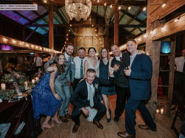 Jon and Hannah's Wedding in Fryeburg, Maine 29