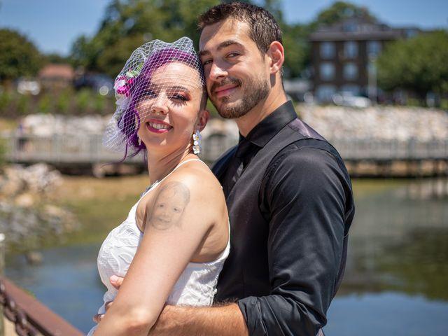 The wedding of Kaitlyn and Derek
