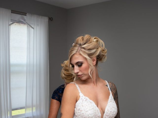 Cody and Shelby's Wedding in Gasport, New York 7