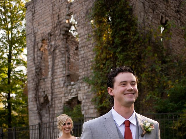 Cody and Shelby's Wedding in Gasport, New York 8