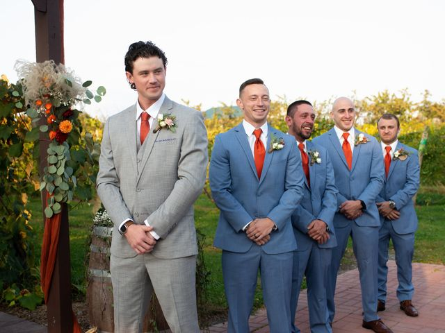 Cody and Shelby's Wedding in Gasport, New York 10