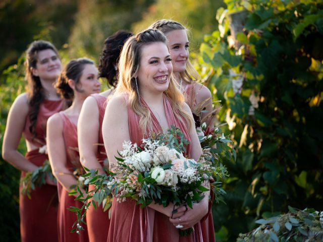 Cody and Shelby's Wedding in Gasport, New York 11