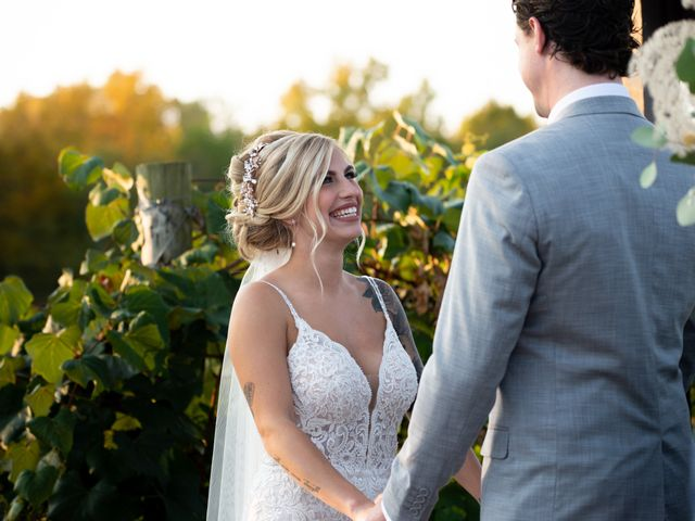 Cody and Shelby's Wedding in Gasport, New York 1