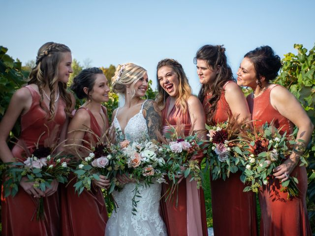 Cody and Shelby's Wedding in Gasport, New York 12