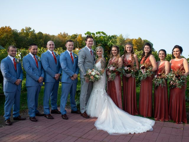 Cody and Shelby's Wedding in Gasport, New York 13