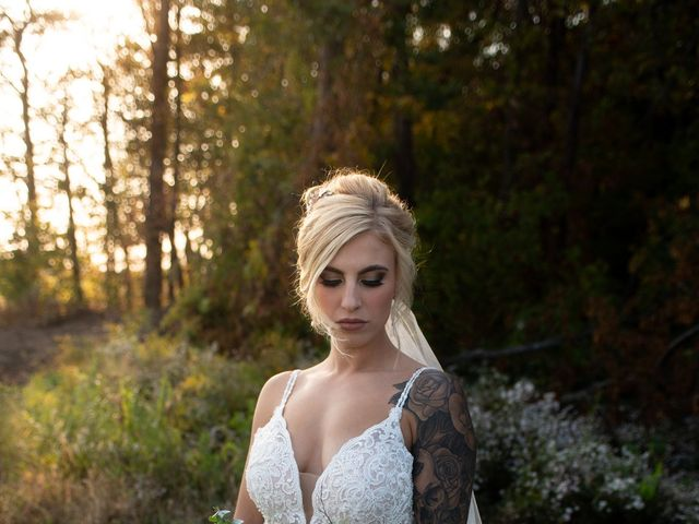 Cody and Shelby's Wedding in Gasport, New York 14