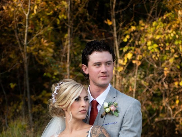 Cody and Shelby's Wedding in Gasport, New York 15
