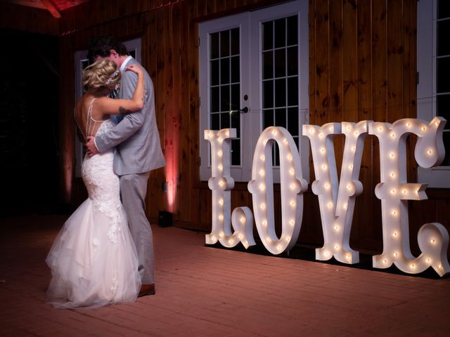 Cody and Shelby's Wedding in Gasport, New York 17