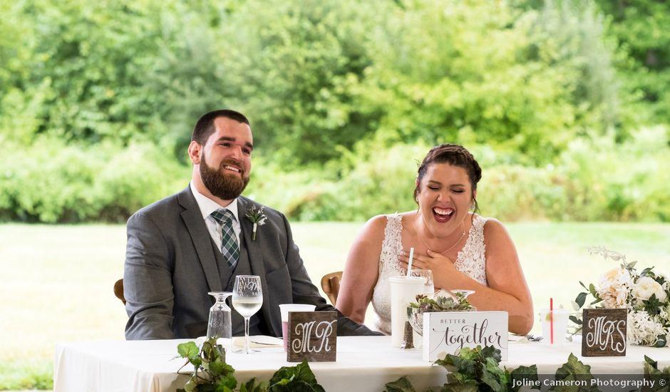 Christopher and Kerri's Wedding in Rehoboth, Massachusetts