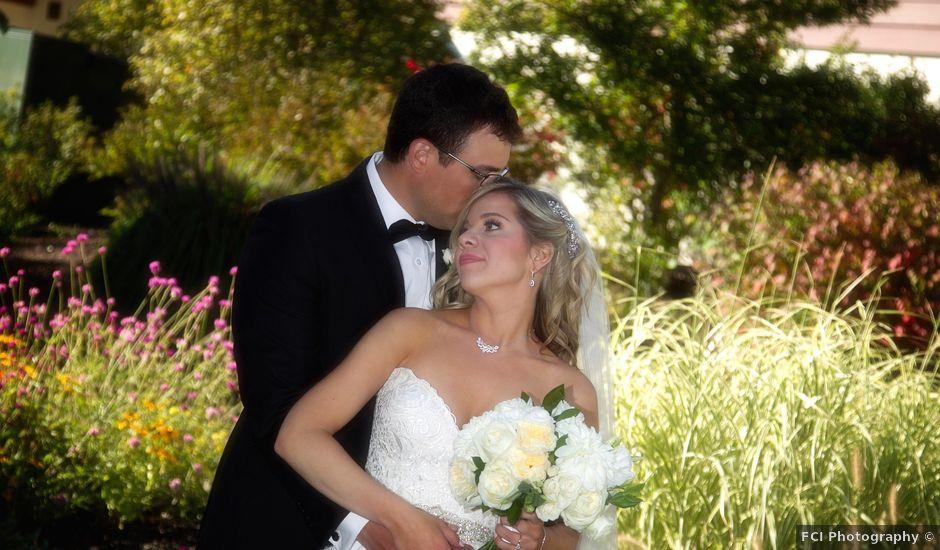 Vincent and Lauren's Wedding in Ellicottville, New York