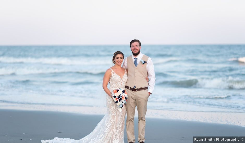 Justin and Laci's Wedding in Myrtle Beach, South Carolina