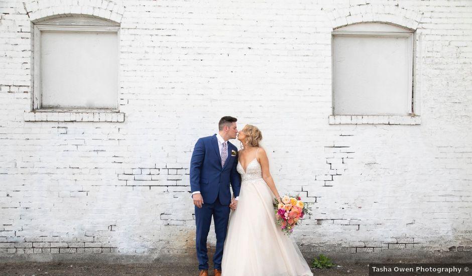 Darren and Shelbi's Wedding in Tacoma, Washington