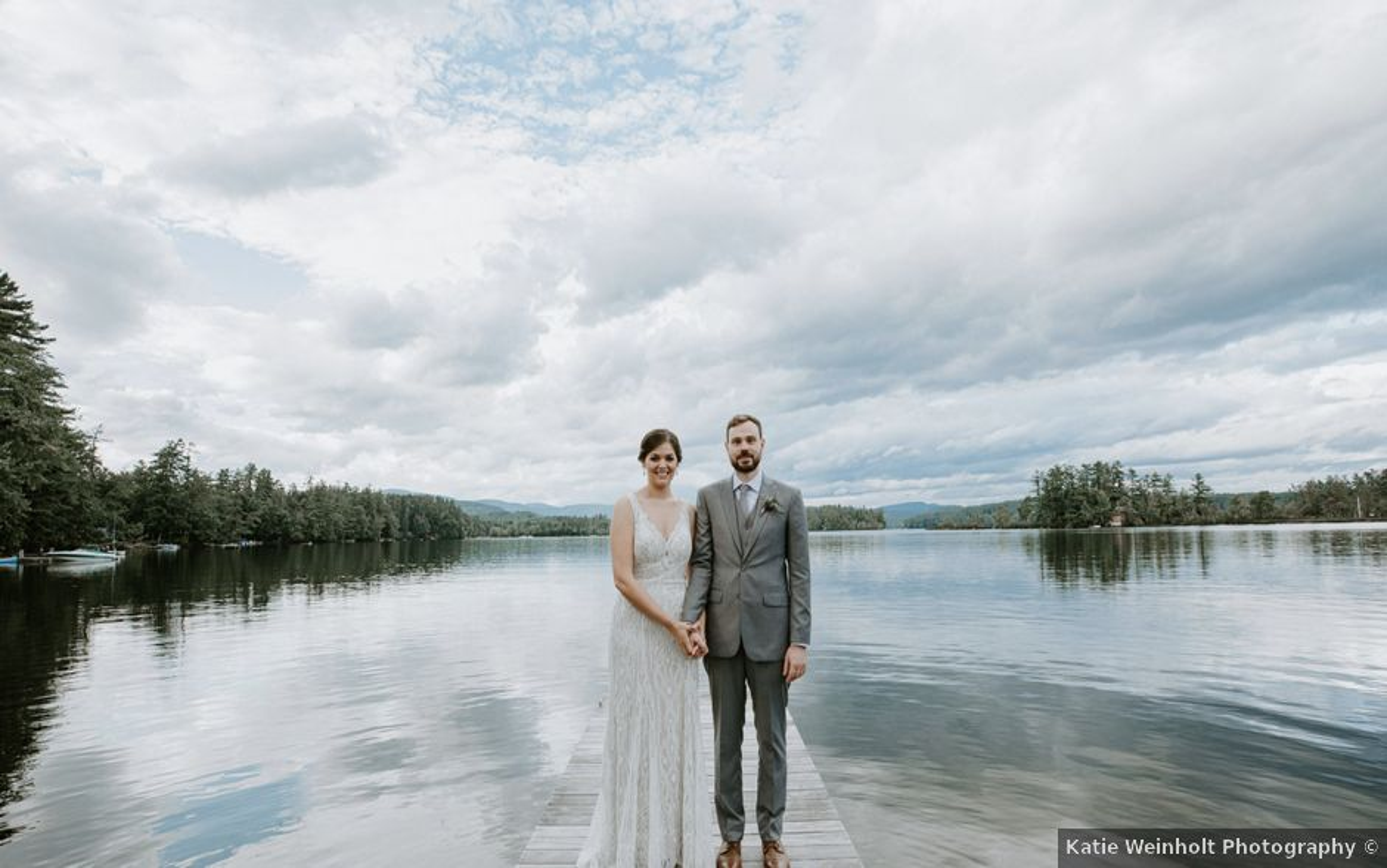 Jon and Hannah's Wedding in Fryeburg, Maine