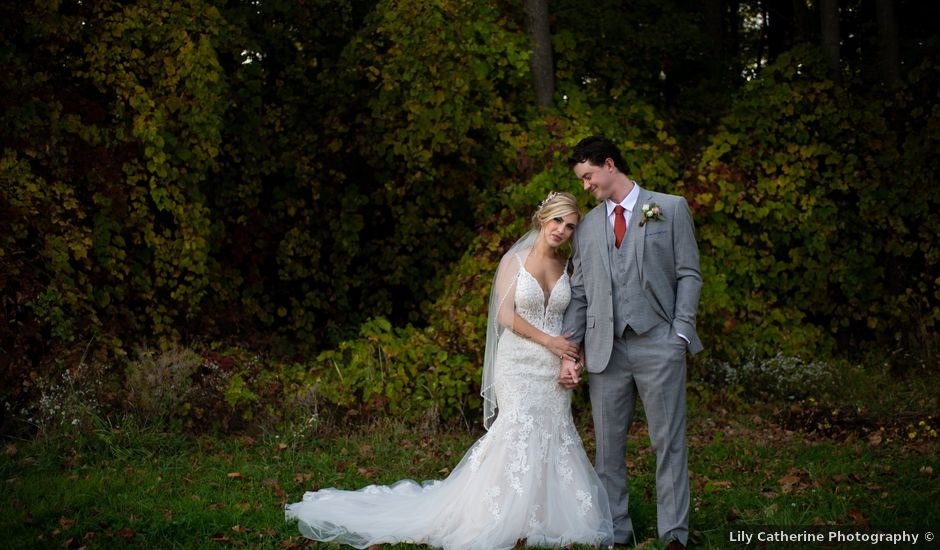 Cody and Shelby's Wedding in Gasport, New York