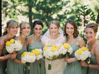 Erin and Kyle's Wedding in Big Bear City, California 3