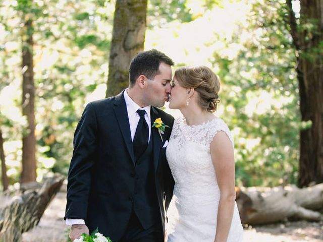 The wedding of Kyle and Erin