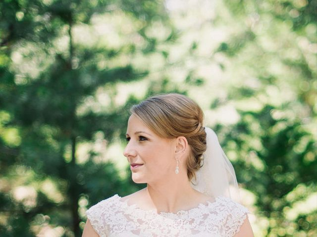 Erin and Kyle's Wedding in Big Bear City, California 2