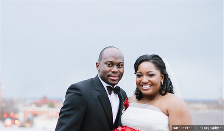 Veronica and Doyin's Wedding in Annapolis Junction, Maryland