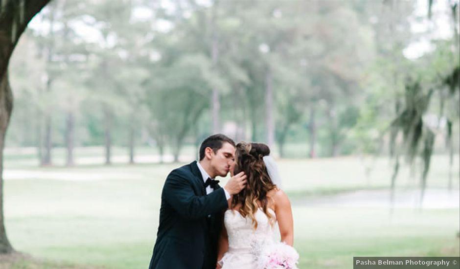 Tara and Brian's Wedding in Georgetown, South Carolina