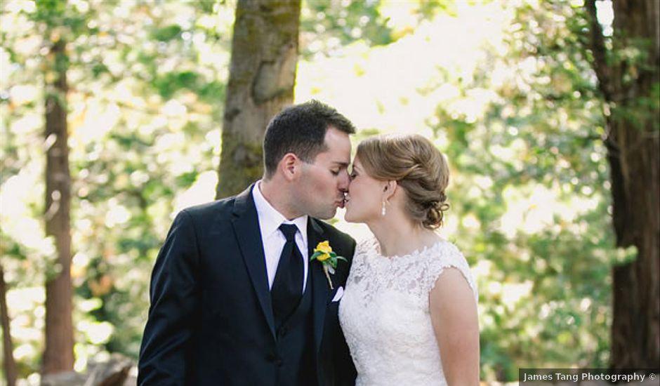 Erin and Kyle's Wedding in Big Bear City, California