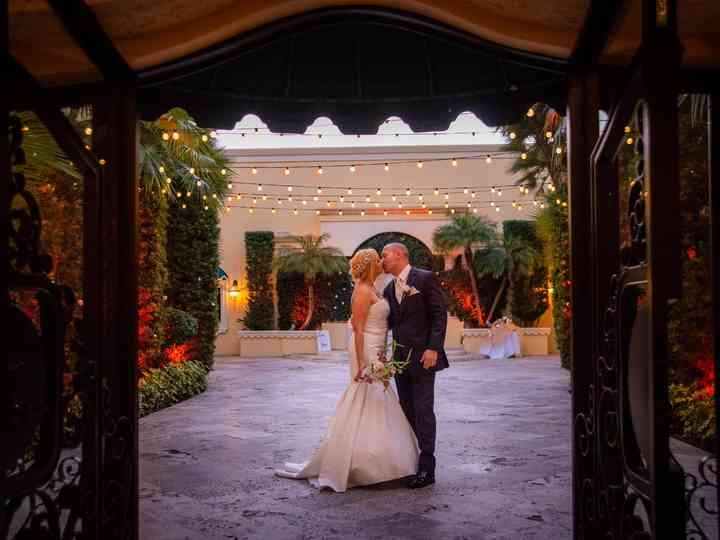 The wedding of Angela and Michael