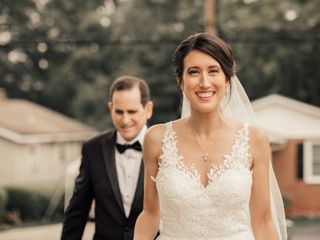 Christina and Andrew's Wedding in Greenville, South Carolina 3