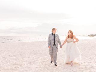 The wedding of Jerah and Benjamin