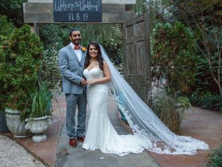 The wedding of Danielle and Tyrus