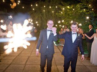 The wedding of Ethan and Blake 2