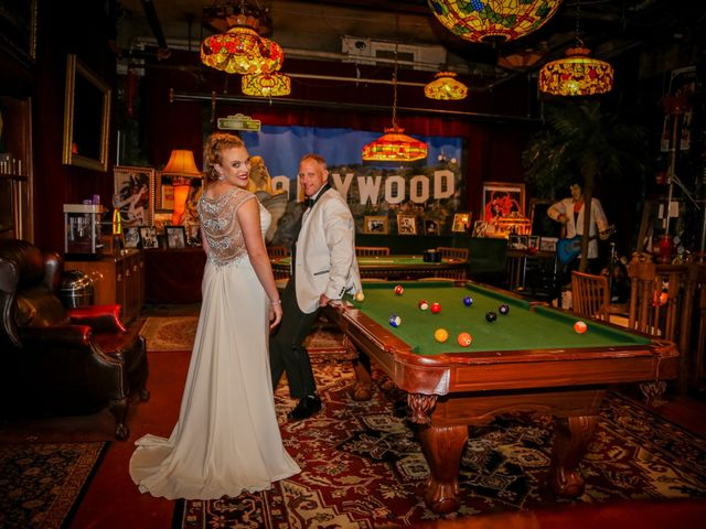 The wedding of Jessica and Andrew