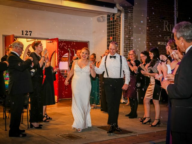 Andrew and Jessica's Wedding in Maryville, Tennessee 46