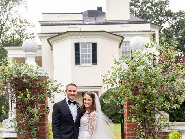 Matt  and Caroline's Wedding in Leesburg, District of Columbia 9