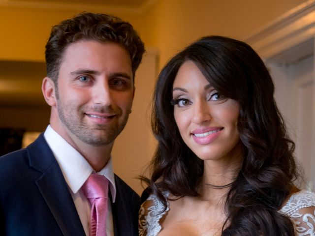 Michael and Melissa's Wedding in White Plains, New York 1