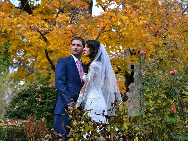 Michael and Melissa's Wedding in White Plains, New York 18