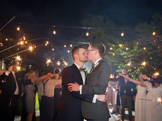 Blake and Ethan's Wedding in Greenville, South Carolina 3