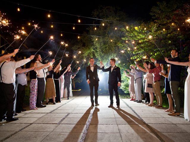 Blake and Ethan's Wedding in Greenville, South Carolina 4
