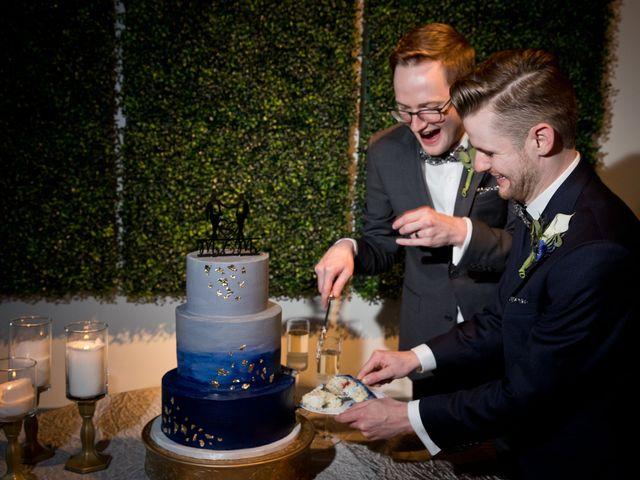 Blake and Ethan's Wedding in Greenville, South Carolina 8