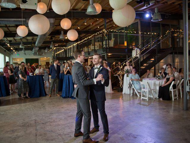 Blake and Ethan's Wedding in Greenville, South Carolina 9