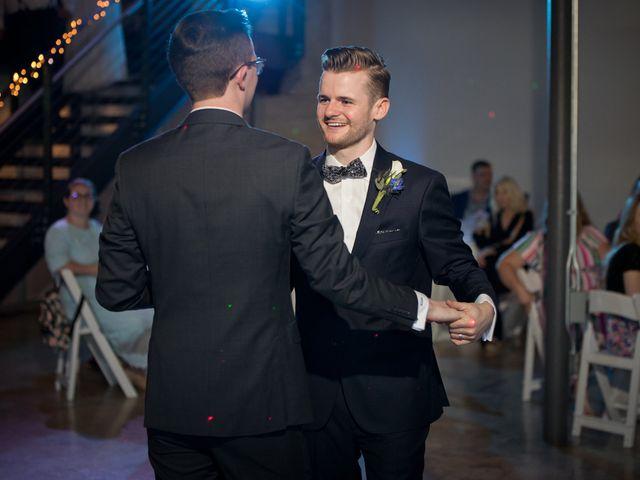Blake and Ethan's Wedding in Greenville, South Carolina 10