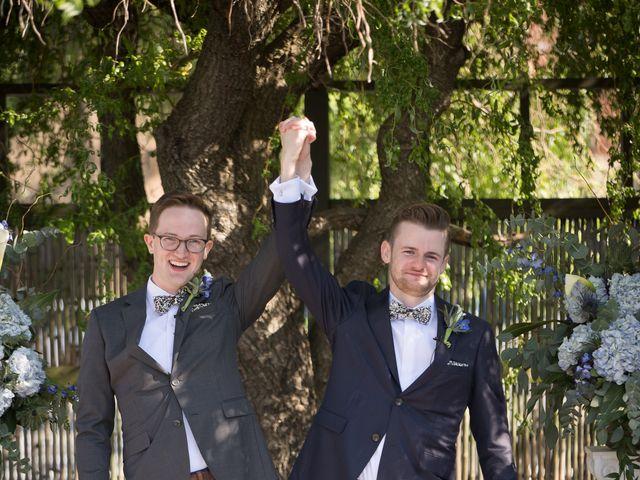 Blake and Ethan's Wedding in Greenville, South Carolina 12